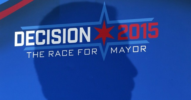 Chicago mayor faults election opponent as lacking gravitas